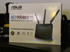 ASUS AC-1900 Wi-Fi Router for Sale in Fort Meade, MD