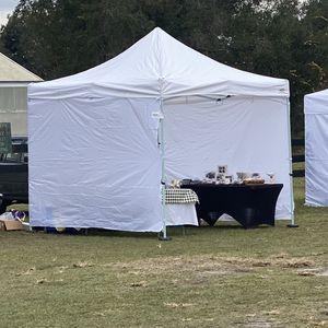 Tent Walls, Door And Top Like New for Sale in Ocoee, FL