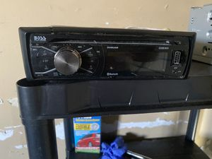 Boss radio Bluetooth works great for Sale in Lorain, OH