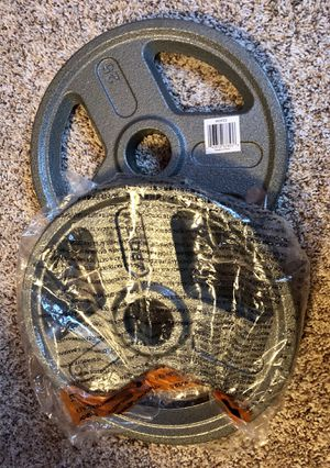 25 Lb Olympic Plates New for Sale in Morton Grove, IL