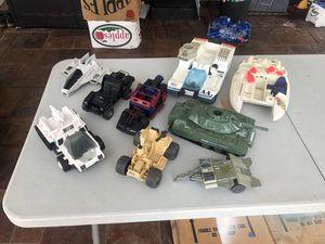 Vintage GI Joe vehicle parts lot for Sale in Easley, SC