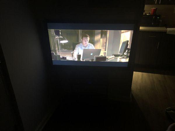 WESTINGHOUSE LD4258 1080P HD LED HD TV w/ Remote Control 42'' Full HD