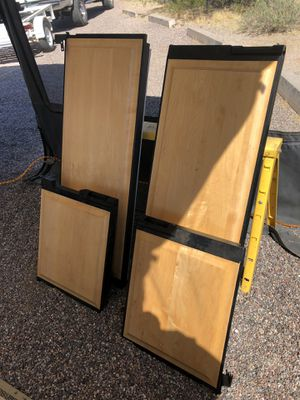 Norcold 4 Door Maple Panels For RV for Sale in Mesa, AZ