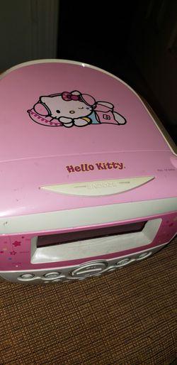 Hello Kitty Alarm Clock/ CD Radio for Sale in Virginia Beach,  VA