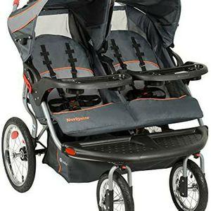 *Brand New* Baby Trend Navigator Double Jogger Stroller, Vanguard for Sale in Dublin, OH