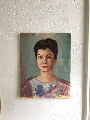 Beautiful Hand Painted Portrait for Sale in Portland, OR