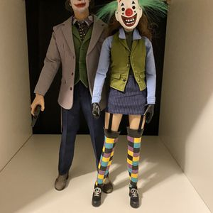1/6 Custom The Joker And His Lady Joker for Sale in River Forest, IL