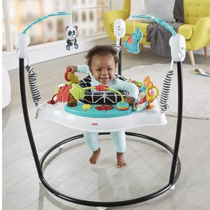 Fisher-Price Animal Wonders Jumperoo, White - $45 for Sale in Camas, WA