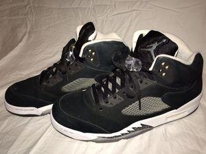 *Air Jordan Retro 5 OREO - sz 11* for Sale in Portland, OR