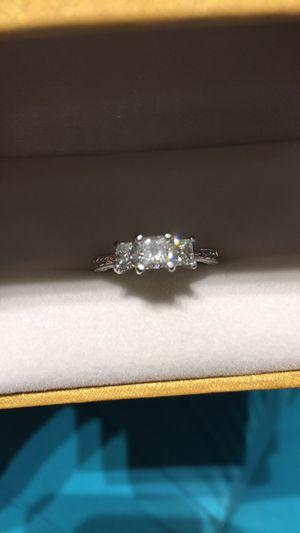 New Wedding Band 3 quarter karat size 6.5 for Sale in Prattville, AL