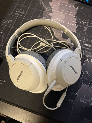 Bose headphone with microphone for Sale in Federal Way, WA