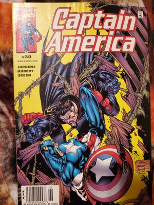 Captain America #30 for Sale in Harrah, OK