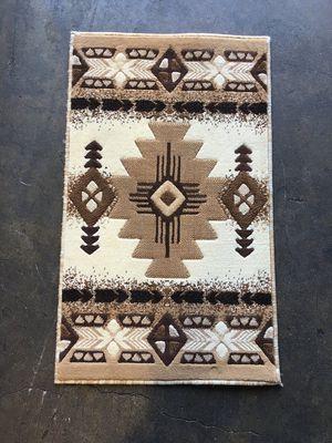 Ivory color door mat area rug brand new Native Design for Sale in Salem, OR