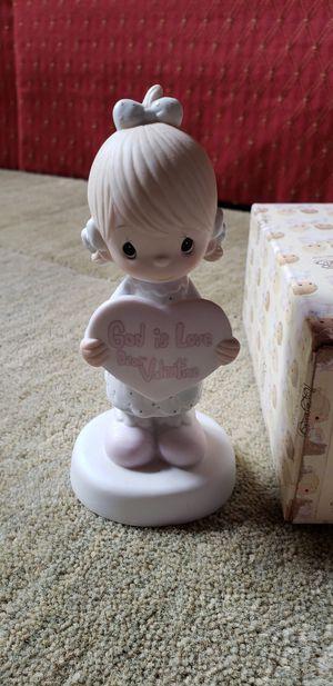 "Precious Moments ""God is Love Dear Valentine"" for Sale in Manassas, VA"