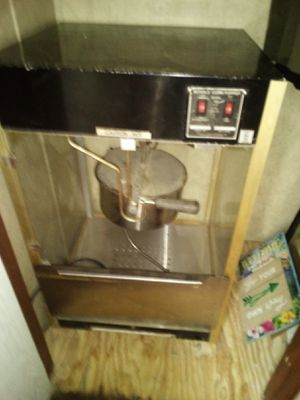 Popcorn machine for Sale in Alexandria, LA