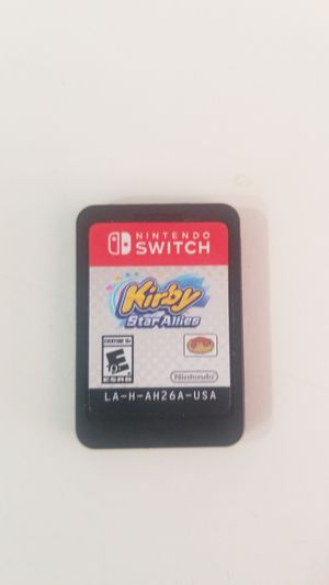 Nintendo Switch Kirby Star Allies for Sale in Kenmore, WA