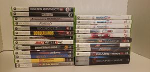 23 xbox 360 games for Sale in Saginaw, TX