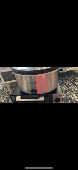Crock pot slow cooker for Sale in Centreville, VA