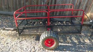 Yutrax ATV trailer(never used) for Sale in Anchorage, AK