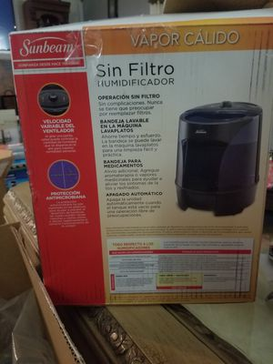 Humidifier Filter-free for Sale in San Diego, CA