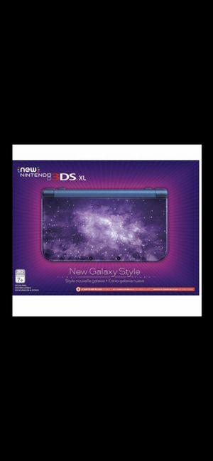 Nintendo 3DS XL Galaxy for Sale in Los Angeles, CA