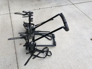 Bike rack carrier trunk 2 for Sale in Cedar Rapids, IA