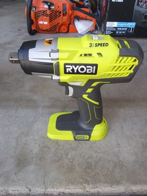 """IMPACT GRENCH 1/2"""" RYOBI BATTERY NOT INCLUDED for Sale in Phoenix, AZ"""
