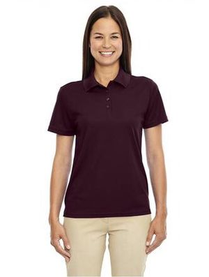 New Ladies Origin Performance Piqué Polo Shirt M (Medium) Red/Burgundy for Sale in Chicago, IL