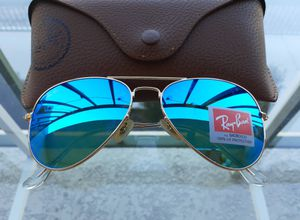 Brand New Authentic RayBan Aviator Sunglasses for Sale in Rolling Hills Estates, CA
