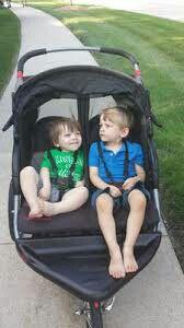 InStep Double Jogging Stroller for Sale in Alexandria, VA