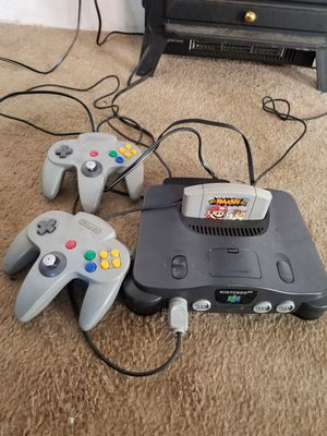 NINTENDO 64 & SUPER SMASH BROS for Sale in Detroit, MI