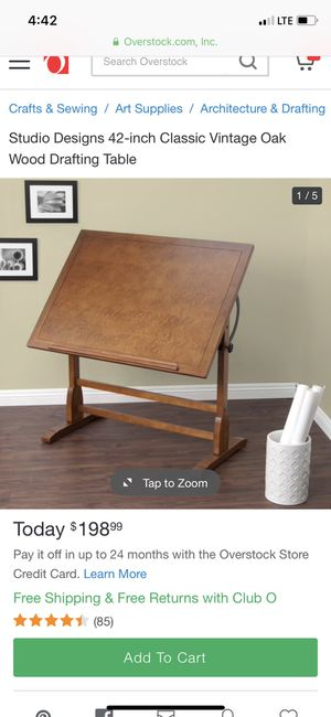 NEW in box drafting desk for Sale in Portland, OR