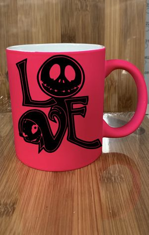 Nightmare before Christmas mug for Sale in FL, US