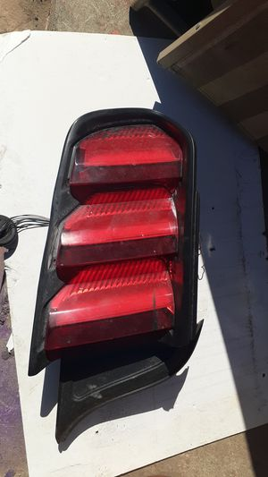 Ford Mustang GT 2015 left rear tail light OEM for Sale in WILMINGTON, CA