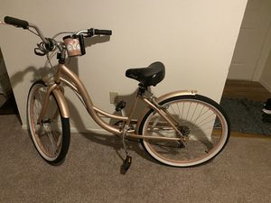 Rose gold bicycle for Sale in Melbourne, FL