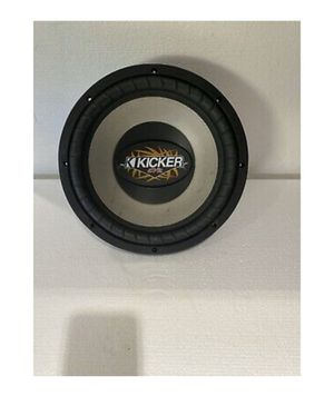 "12"" kickers subs for Sale in Los Angeles, CA"