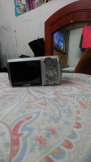 Canon Powershot a470 10$ for Sale in Everett, MA