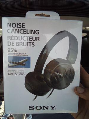 Sony headphones for Sale in El Cajon, CA