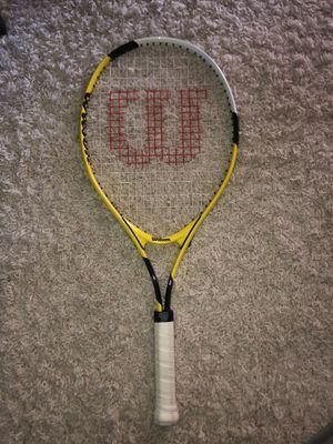 Wilson Tennis Racket for Sale in Lindenwold, NJ