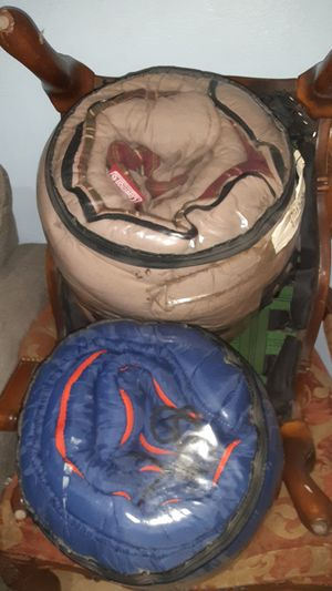 Sleeping bags (2 for $50) never used for Sale in Haines City, FL