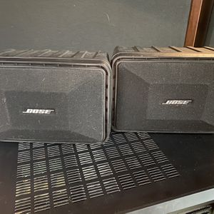 BOSE ROOMMATE POWERED SPEAKER SYSTEM WITH BLUETOOTH🔊 for Sale in Walnut, CA