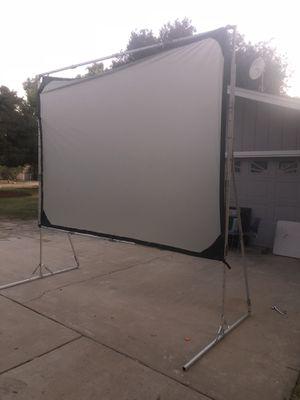 Draper screen 7.5 X 10 for Sale in Fresno, CA