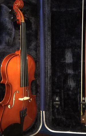 Oxford 3/4 size wooden violin for Sale in Anna, IL