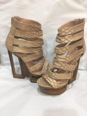 Heels size 8 for Sale in Philadelphia, PA