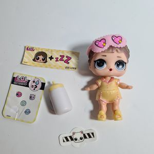 """LOL Surprise Series 3 Confetti Pop """"Sleeping BB"""" Girl Doll, Big Sister Baby MGA for Sale in St. Petersburg, FL"""