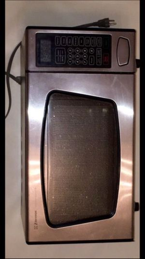 Emerson ~ Stainless Steel Microwave for Sale in Miami, FL