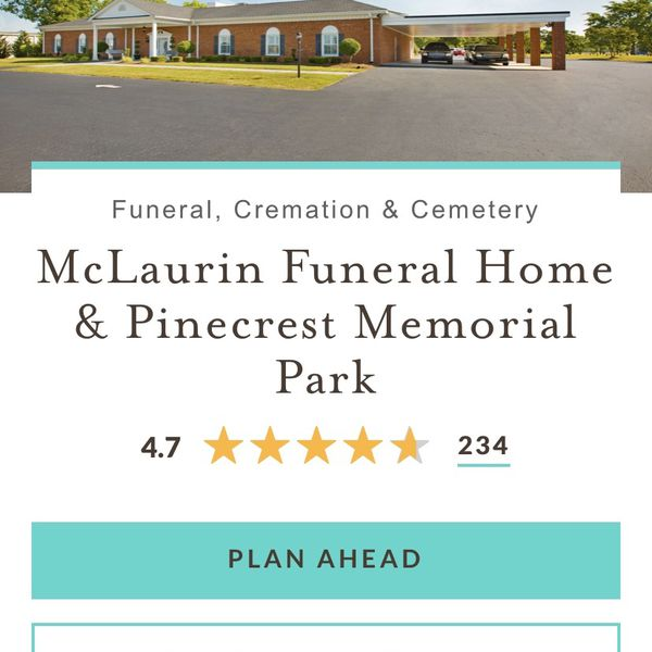 Burial Plot And Vault