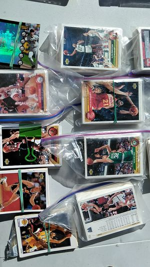 Various basketball and baseball cards for Sale in San Diego, CA