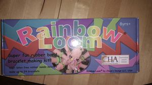 Rainbow Loom Bundle with all shown!! for Sale in Steilacoom, WA