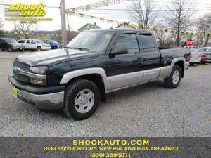 2005 Chevrolet Silverado 1500 for Sale in New Philadelphia, OH